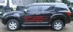 ISUZU MUX – Kompetitor Mitsubishi Pajero Toyota Fortuner